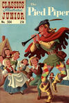 Cover Thumbnail for Classics Illustrated Junior (1953 series) #504 [HRN 576]