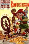 Cover for Classics Illustrated Junior (Gilberton, 1953 series) #512 - Rumpelstiltskin [25 cent reprint]