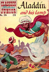 Cover for Classics Illustrated Junior (Gilberton, 1953 series) #516 [25 cent reprint]
