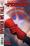 Cover for Ultimate Comics Spider-Man (Marvel, 2011 series) #13