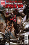 Cover for Ultimate Comics Spider-Man (Marvel, 2011 series) #13 [Adi Granov Variant Cover]