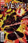 Cover for Venom (Marvel, 2011 series) #22 [Michael del Mundo Variant Cover]