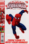 Cover for Marvel Universe Ultimate Spider-Man (Marvel, 2012 series) #5