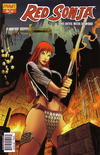 Cover Thumbnail for Red Sonja (2005 series) #57 [Cover B]