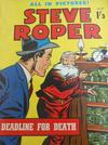 Cover for Steve Roper (Magazine Management, 1959 ? series) #27