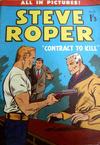 Cover for Steve Roper (Magazine Management, 1959 ? series) #24