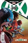 Cover for Avengers vs. X-Men (Marvel, 2012 series) #8 [Opeña Variant]