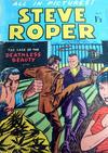 Cover for Steve Roper (Magazine Management, 1959 ? series) #21