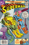 Cover Thumbnail for Superman (1939 series) #366 [Newsstand]