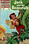 Cover for Classics Illustrated Junior (Gilberton, 1953 series) #507 [reprint]