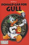Cover for Donald Duck Tema pocket; Walt Disney's Tema pocket (Hjemmet / Egmont, 1997 series) #[52] - Donald går for gull