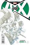 Cover for Avengers vs. X-Men (Marvel, 2012 series) #8 [Opeña Sketch Variant]