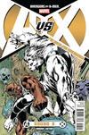 Cover for Avengers vs. X-Men (Marvel, 2012 series) #8 [Avengers Team Variant]