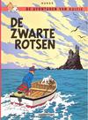 Cover Thumbnail for De avonturen van Kuifje (1961 series) #6 - De zwarte rotsen [herdruk 19??]