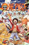 Cover for One Piece (Bonnier Carlsen, 2003 series) #62 - Äventyr på Fiskfolkets ö