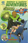 Cover for Energy and Safety Adventures with Green Lantern and Friends (DC / Con Edison, 2007 series)