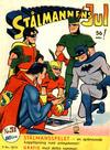 Cover for Stålmannen (Centerförlaget, 1949 series) #51/1951