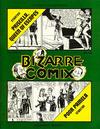 Cover for Bizarre Comix (Bélier Press, 1975 series) #3 - Priscilla, Queen of Escapes; Poor Pamela