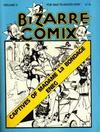 Cover for Bizarre Comix (Bélier Press, 1975 series) #15 - Captives of Madame La Bondage