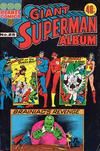 Cover for Giant Superman Album (K. G. Murray, 1963 ? series) #25