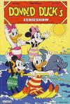 Cover for Donald Ducks Show (Hjemmet / Egmont, 1957 series) #[63] - Ferieshow 1989