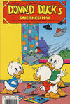 Cover for Donald Duck's Show (Hjemmet, 1957 series) #stjerneshow 1990