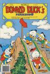 Cover for Donald Ducks Show (Hjemmet / Egmont, 1957 series) #[75] - Ferieshow 1992 [Reutsendelse (2. opplag)]
