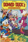 Cover for Donald Ducks Show (Hjemmet / Egmont, 1957 series) #[64] - Stjerneshow 1989 [Reutsendelse (2. opplag)]