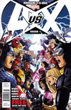 Cover Thumbnail for Avengers vs. X-Men (2012 series) #1 [newsstand]