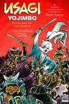 Cover for Usagi Yojimbo (Dark Horse, 1997 series) #26 [Dustcover]