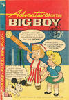 Cover for Adventures of the Big Boy (Webs Adventure Corporation, 1957 series) #151 [East]