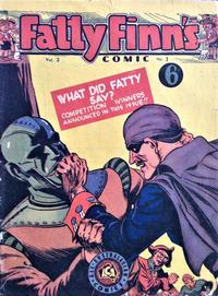 Cover Thumbnail for Fatty Finn's Comic (Syd Nicholls, 1945 series) #v3#3 (27)