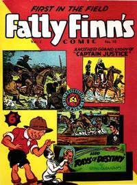 Cover Thumbnail for Fatty Finn's Comic (Syd Nicholls, 1945 series) #v3#10 (34)