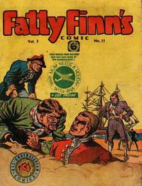 Cover Thumbnail for Fatty Finn's Comic (Syd Nicholls, 1945 series) #v3#11 (35)