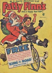 Cover Thumbnail for Fatty Finn's Comic (Syd Nicholls, 1945 series) #v4#4