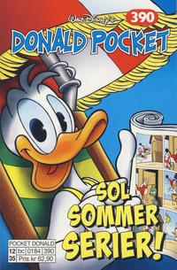Cover Thumbnail for Donald Pocket (Hjemmet / Egmont, 1968 series) #390
