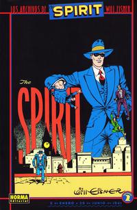 Cover Thumbnail for Los Archivos de The Spirit (NORMA Editorial, 2003 series) #2