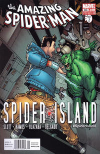 Cover Thumbnail for The Amazing Spider-Man (Marvel, 1999 series) #668 [Newsstand]