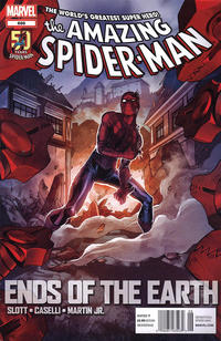 Cover Thumbnail for The Amazing Spider-Man (Marvel, 1999 series) #686 [Newsstand]