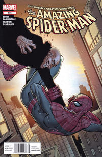 Cover Thumbnail for The Amazing Spider-Man (Marvel, 1999 series) #675 [Newsstand]