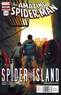 Cover Thumbnail for The Amazing Spider-Man (Marvel, 1999 series) #673 [Newsstand]
