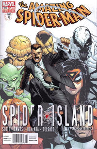 Cover Thumbnail for The Amazing Spider-Man (Marvel, 1999 series) #670 [Newsstand]