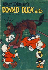 Cover Thumbnail for Donald Duck & Co (Hjemmet / Egmont, 1948 series) #29/1960