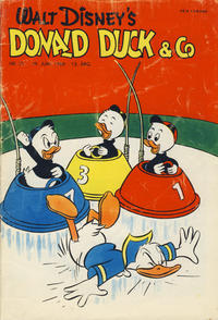 Cover Thumbnail for Donald Duck & Co (Hjemmet / Egmont, 1948 series) #27/1960