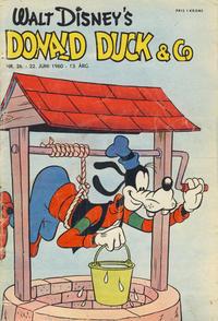 Cover Thumbnail for Donald Duck & Co (Hjemmet / Egmont, 1948 series) #26/1960