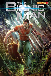 Cover Thumbnail for Bionic Man (Dynamite Entertainment, 2011 series) #12 [Cover B (1-in-10) Ed Tadeo]