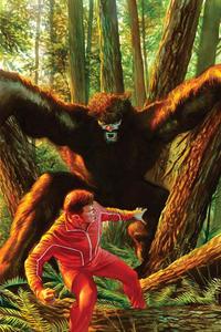 Cover Thumbnail for Bionic Man (Dynamite Entertainment, 2011 series) #12 [Virgin Art variant]