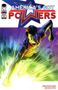 Cover Thumbnail for America's Got Powers (Image, 2012 series) #3