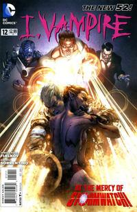 Cover Thumbnail for I, Vampire (DC, 2011 series) #12