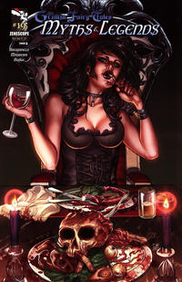 Cover Thumbnail for Grimm Fairy Tales Myths & Legends (Zenescope Entertainment, 2011 series) #19 [Cover A Nei Ruffino]